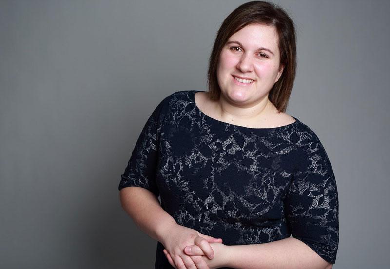 Krystal Riddel, Funeral Home Director
