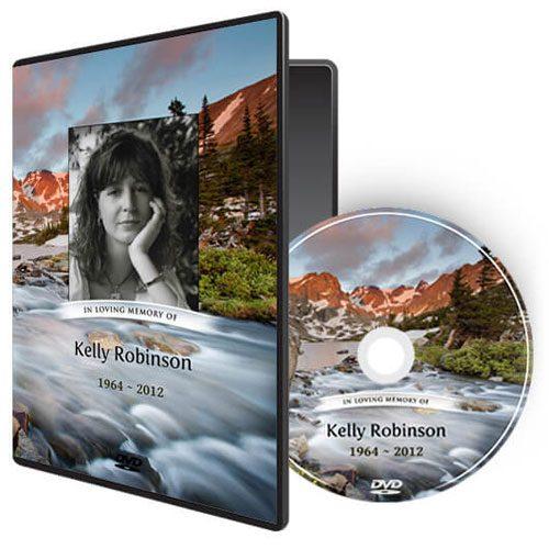 memorial dvd